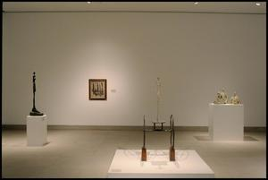 Primary view of A Century of Modern Sculpture: The Patsy and Raymond Nasher Collection [Photograph DMA_1400-07]
