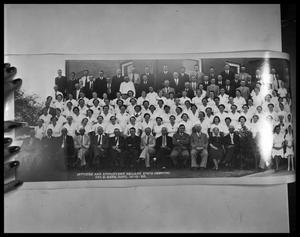 Primary view of object titled 'Hospital Staff Group Picture'.