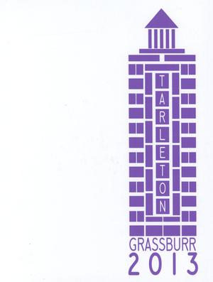 Primary view of object titled 'The Grassburr, Yearbook of Tarleton State University, 2013'.