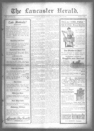Primary view of object titled 'The Lancaster Herald. (Lancaster, Tex.), Vol. 27, No. 18, Ed. 1 Friday, May 30, 1913'.