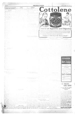 Primary view of object titled 'The Dublin Progress. (Dublin, Tex.), Vol. 24, No. 24, Ed. 1 Friday, November 3, 1911'.