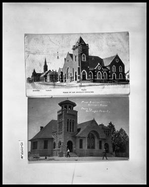 Primary view of object titled 'Church Exterior'.