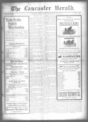 Primary view of object titled 'The Lancaster Herald. (Lancaster, Tex.), Vol. 25, No. 22, Ed. 1 Friday, June 30, 1911'.