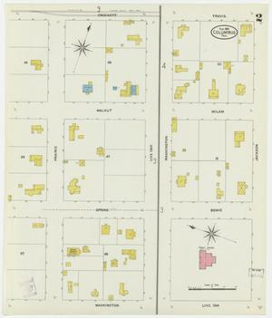 Primary view of object titled 'Columbus 1906 Sheet 2'.
