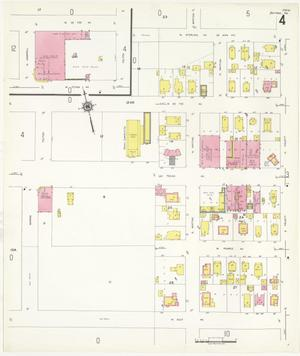 Primary view of Baytown 1949 Sheet 4