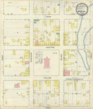 Primary view of Wharton 1894 Sheet 1