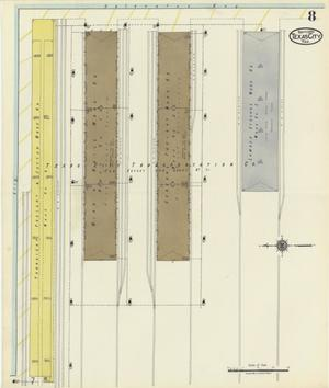 Primary view of object titled 'Texas City 1920 Sheet 8'.