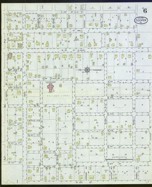 Primary view of object titled 'Cooper 1914 Sheet 6'.