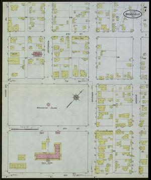 Primary view of object titled 'Brownsville 1914 Sheet 7'.
