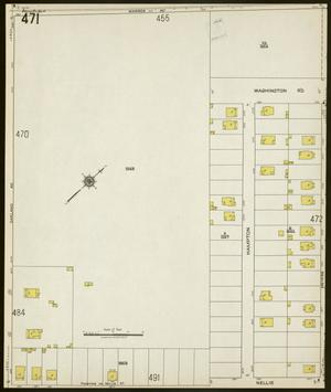 Primary view of object titled 'Dallas 1922 Sheet 471'.
