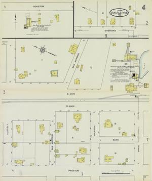 Primary view of object titled 'Van Alstyne 1914 Sheet 4'.