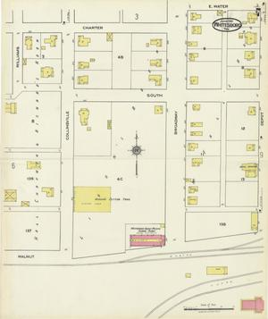 Primary view of object titled 'Whitesboro 1921 Sheet 7'.