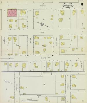 Primary view of object titled 'Van Alstyne 1914 Sheet 6'.