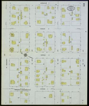 Primary view of object titled 'Cisco 1912 Sheet 7'.