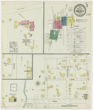Primary view of object titled 'Crockett 1907 Sheet 1'.