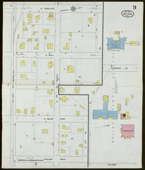 Primary view of object titled 'Belton 1912 Sheet 9'.