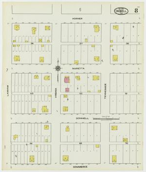 Primary view of object titled 'Crowell 1921 Sheet 8'.