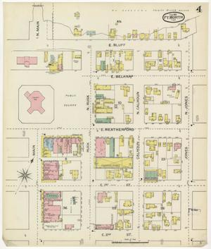 Primary view of object titled 'Fort Worth 1893 Sheet 4'.