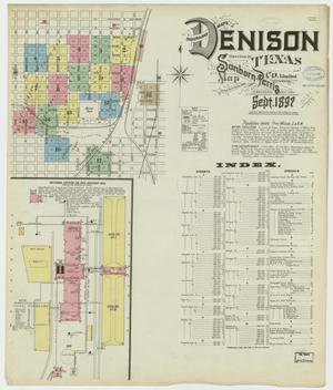 Primary view of object titled 'Denison 1897 Sheet 1'.