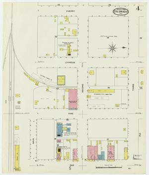 Primary view of object titled 'Colorado 1908 Sheet 4'.