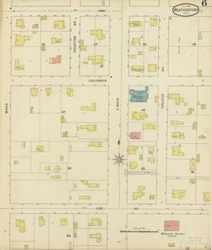 Primary view of object titled 'Weatherford 1894 Sheet 6'.