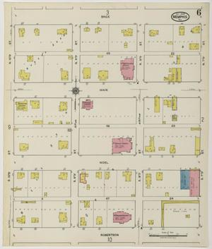 Primary view of Memphis 1920 Sheet 6