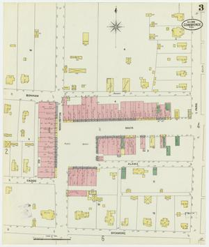 Primary view of object titled 'Commerce 1906 Sheet 3'.