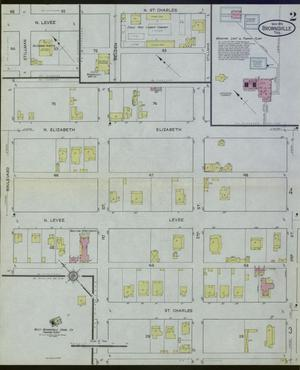 Primary view of object titled 'Brownsville 1914 Sheet 2'.