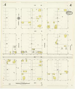 Primary view of object titled 'Bay City 1926 Sheet 4'.