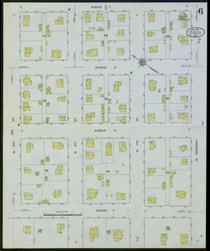 Primary view of object titled 'Cisco 1912 Sheet 6'.