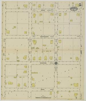 Primary view of object titled 'Memphis 1914 Sheet 5'.