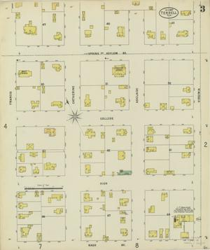 Primary view of object titled 'Terrell 1897 Sheet 3'.