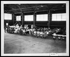 Primary view of object titled 'Picnic in Hanger'.
