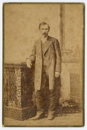 [Photograph of Dr. James Franklin Sutherlin]
