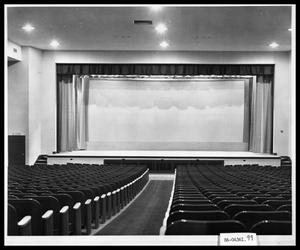 Primary view of object titled 'Auditorium Stage'.