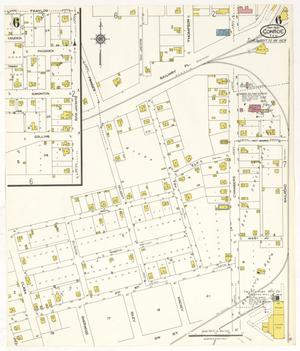 Primary view of Conroe 1923 Sheet 6