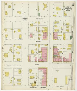 Primary view of object titled 'Hempstead 1901 Sheet 2'.