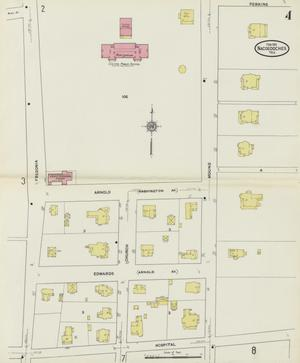 Primary view of object titled 'Nacogdoches 1912 Sheet 4'.