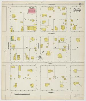 Primary view of object titled 'La Grange 1901 Sheet 3'.