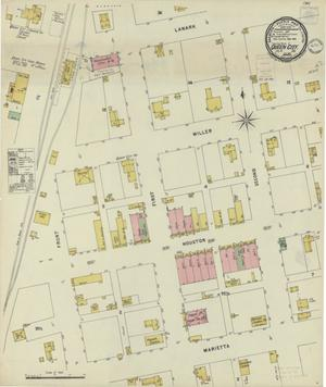 Primary view of Queen City 1896 Sheet 1