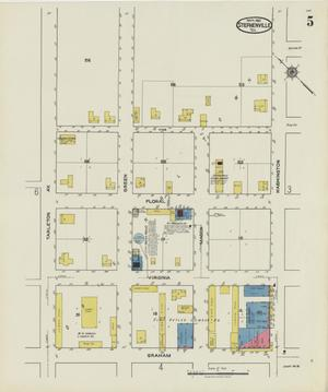 Primary view of object titled 'Stephenville 1921 Sheet 5'.