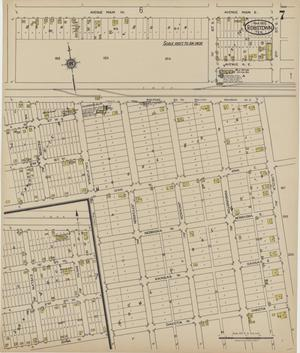 Primary view of object titled 'Robstown 1922 Sheet 7'.