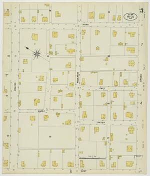 Primary view of object titled 'Hico 1907 Sheet 3'.