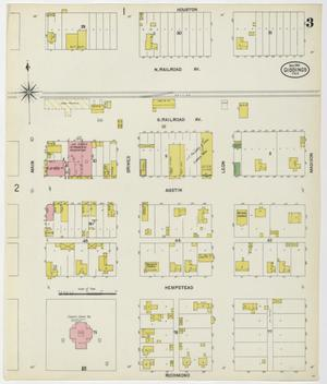 Primary view of object titled 'Giddings 1901 Sheet 3'.