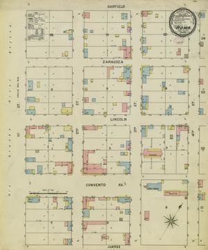 Primary view of object titled 'Roma 1894 Sheet 1'.