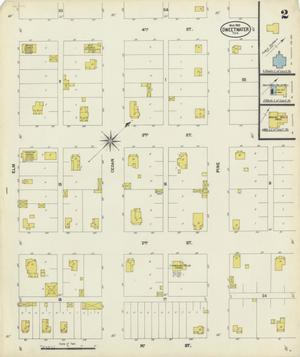 Primary view of object titled 'Sweetwater 1902 Sheet 2'.