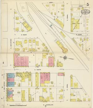 Primary view of San Marcos 1912 Sheet 5
