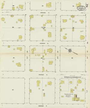 Primary view of object titled 'Shiner 1912 Sheet 2'.