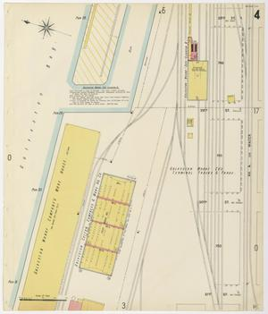 Primary view of object titled 'Galveston 1899 Sheet 4'.