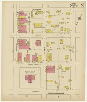 Primary view of Beeville 1922 Sheet 5